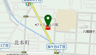 Dr.Drive セルフ八尾SS / 溝口茂商事(株)の地図画像