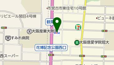 内環鶴見SS / 旭油業(株)の地図画像
