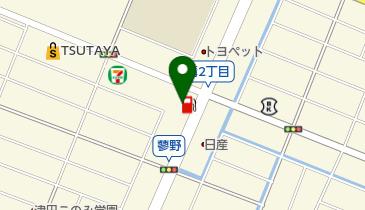 セルフ中地インター南SS / (株)ナカムラの地図画像