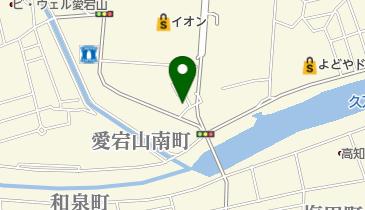 ラーメン正太夫の地図画像