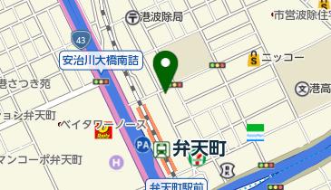 BAR AROMAの地図画像