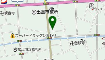 粉家こん吉堂の地図画像
