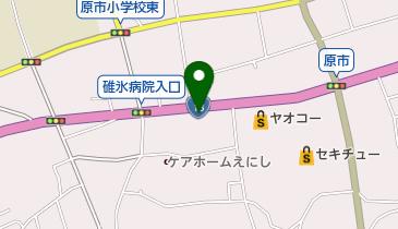 松風の地図画像