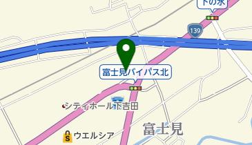 タイガー食堂の地図画像