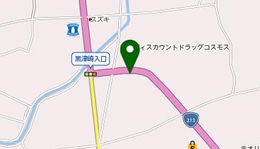 麺処 錦の地図画像