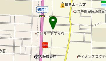 大穂の地図画像
