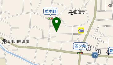 ニコニコ亭の地図画像