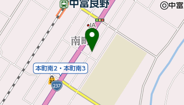 小将の地図画像