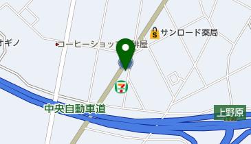 杉の地図画像