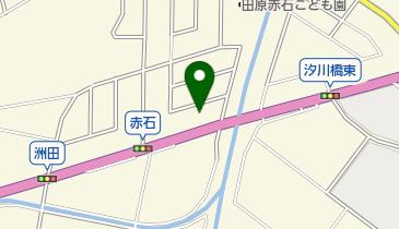 なごみの郷の地図画像