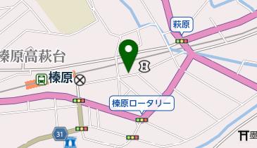 福寿館 はいばら本店の地図画像