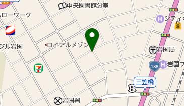 ピアノの地図画像