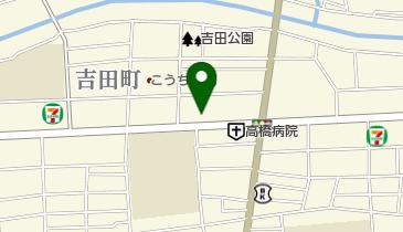さくら亭の地図画像