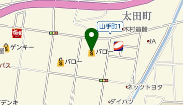 まるたけの地図画像