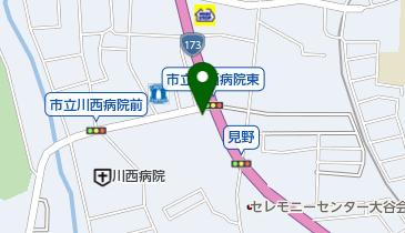 和の地図画像