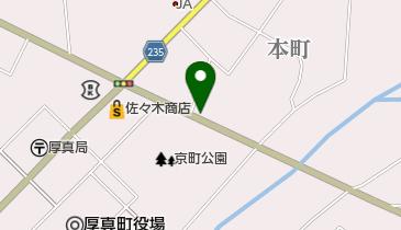 飲み喰い処江戸っ子の地図画像