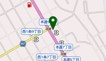 居酒屋いろはの地図画像