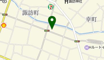ダイニングキッチン 侍の地図画像