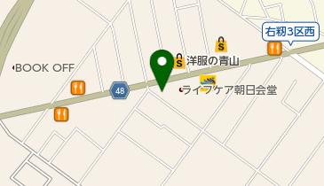 酒菜酒房 海彦の地図画像