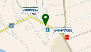 居酒屋さとみの地図画像