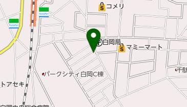 小春の地図画像