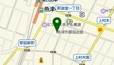 三三五五の地図画像