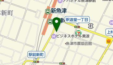 居酒屋 旬の地図画像
