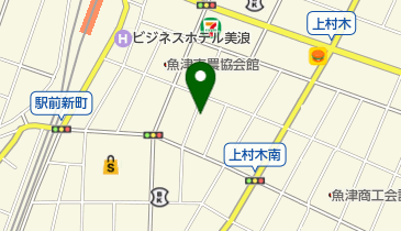 居酒屋 秀の地図画像