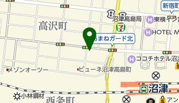 さしみ居酒屋 わっしょいの地図画像
