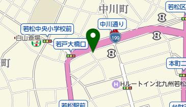 ふわり遊食酒房の地図画像