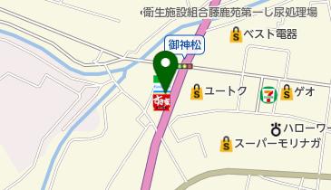 千景の地図画像