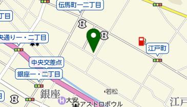ビアーレストランオールドウエストの地図画像