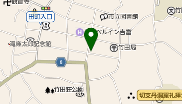 羅夢歩の地図画像