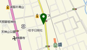 泰州の地図画像