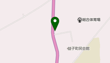 田中屋食堂の地図画像