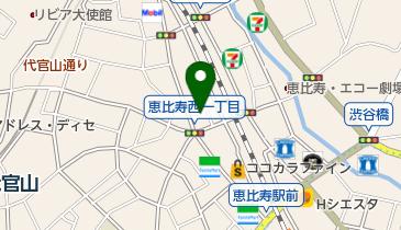 昇月庵の地図画像