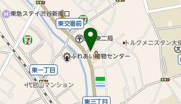 松月庵の地図画像