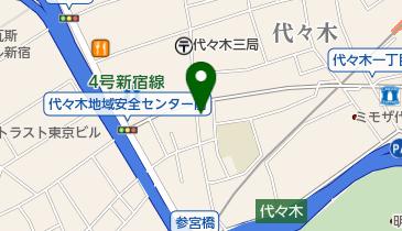 巴屋の地図画像