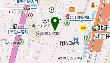 柏屋の地図画像