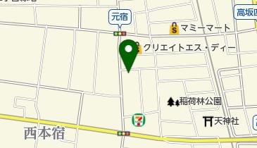 りこ坊の地図画像