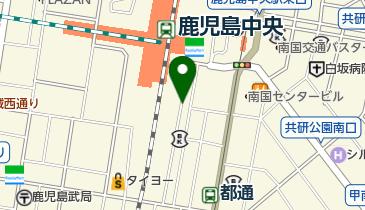 カレーショップ90番の地図画像