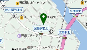 海舟の地図画像
