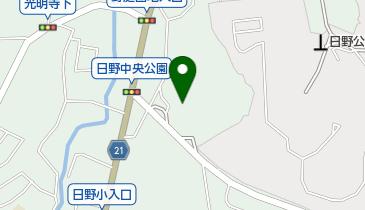 HungryTiger 日野店の地図画像
