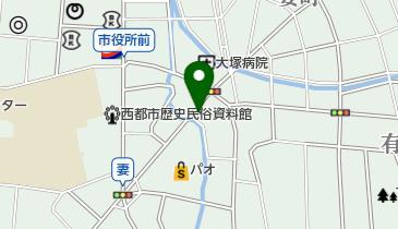 ますやの地図画像