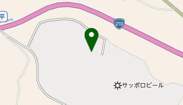 日田森のビール園の地図画像
