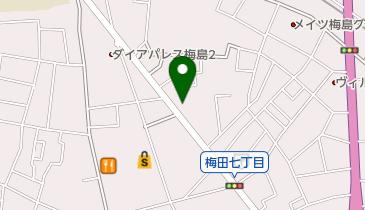 いなのやの地図画像