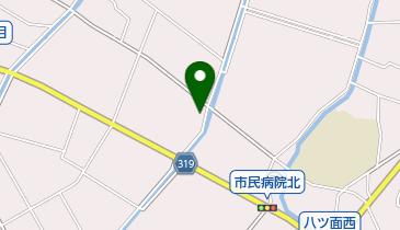 サロンド フーケの地図画像