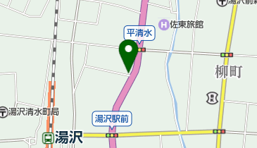 Bar B-FLATの地図画像