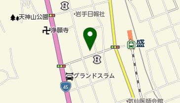居酒屋 きょうこの地図画像