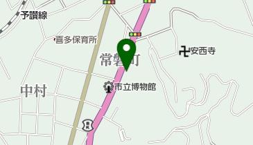 TANEGIの地図画像